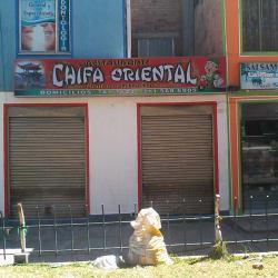 Restaurante Chifa Oriental en Bogotá