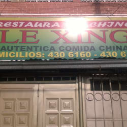 Restaurante Chino Le Xing en Bogotá