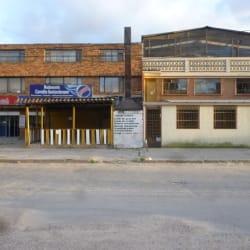 Restaurante Corralito Santandereano en Bogotá
