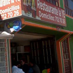 Restaurante La Y en Bogotá