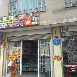 Distribuidora de Queso Pekis en Bogotá
