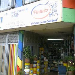 Fábrica de Pinturas La Roca en Bogotá