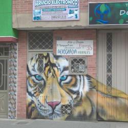 Servicio Electrónico Sonido Y TV en Bogotá