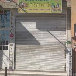 Granero y Supermercado La Economía en Bogotá
