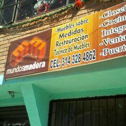 Mundos Madera en Bogotá