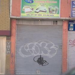 Muebles Y Estilos Carlos Duban en Bogotá