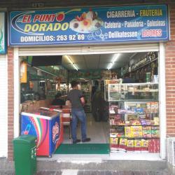 Cigarrería el Punto Dorado en Bogotá