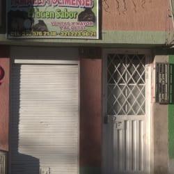 Tamales Tolimenses el Buen Sabor en Bogotá