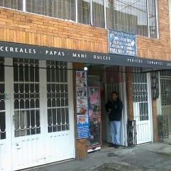 El Palacio de las Jaulas en Bogotá