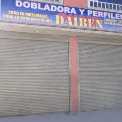 Dobladora y Perfiles Daiben en Bogotá