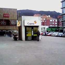 Cajero Bancolombia Centro 93 en Bogotá