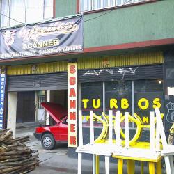 Turbo 63 en Bogotá