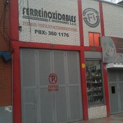Ferreinoxidables E Inversiones S.A.S en Bogotá