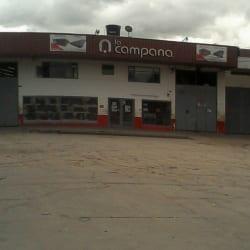 La Campana Servicios de Acero S.A en Bogotá