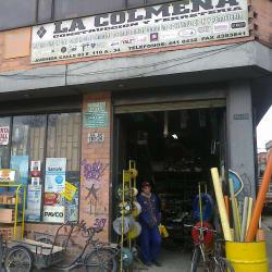 La Colmena Construcción y Ferretería en Bogotá