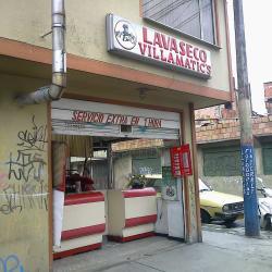Lavaseco Villamatics en Bogotá