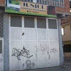 Junior Cocinas Integrales en Bogotá