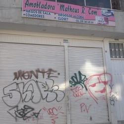 Amobladora Matheus R.com en Bogotá
