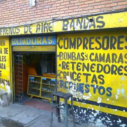 Frenos y Soldaduras en la 63 en Bogotá