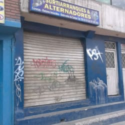 Surtiarranques & Alternadores en Bogotá