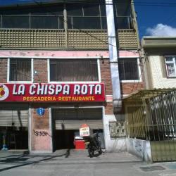 Pescadería y Restaurante La Chispa Rota en Bogotá