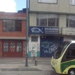 Equifer Equipos para la Construcción Ltda en Bogotá