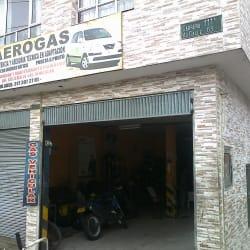 Aerogas en Bogotá