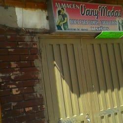 Almacén Vany Modas en Bogotá
