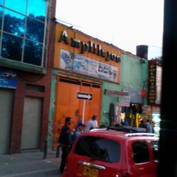 Amplilujos en Bogotá
