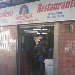 Asadero Multipollo Calle 24A en Bogotá