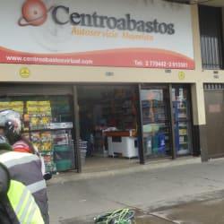 Centro Abastos en Bogotá