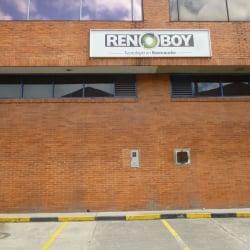 Renoboy en Bogotá
