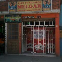 Club De Billares Melgar en Bogotá