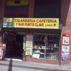 Cigarrería Punto Clave en Bogotá