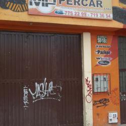 Percar LTDA en Bogotá