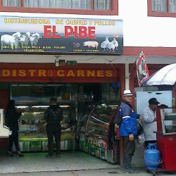 Distribuidora de Carnes y Pollos El Pibe en Bogotá