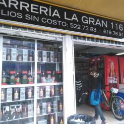 Cigarrería La Gran 116 en Bogotá