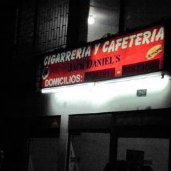 Cigarrería y Cafetería Jack Daniel'S en Bogotá