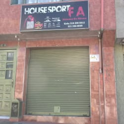 House Sport Fa en Bogotá