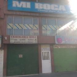 Mi Boca en Bogotá