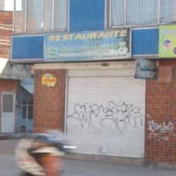 Restaurante Cevichería y Pescadería en Bogotá