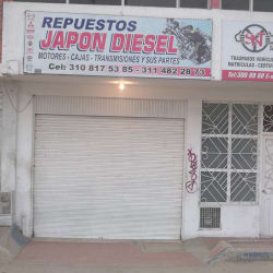 Repuestos Japón Diesel en Bogotá