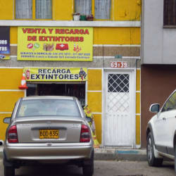 Extintores Avenida Rojas en Bogotá