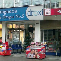 Droguería Real de Drogas # 5 en Bogotá
