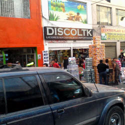 Distribuidora Discoltk en Bogotá
