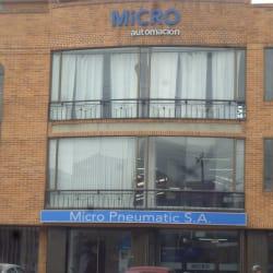Micro Pneumatic S.A en Bogotá