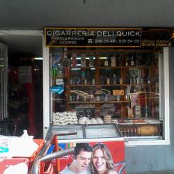 Cigarrería Deli Quick en Bogotá