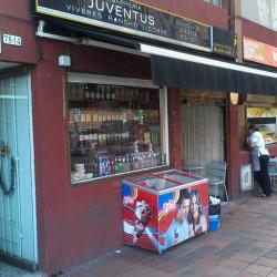 Cigarrería Juventus en Bogotá