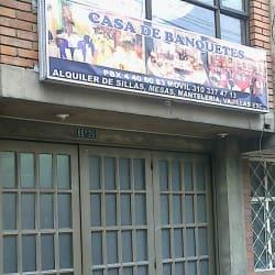 Casa de Banquetes Villas  en Bogotá