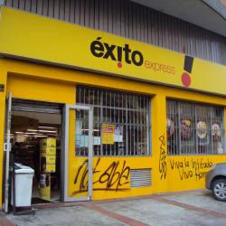 Éxito Express Javeriana en Bogotá